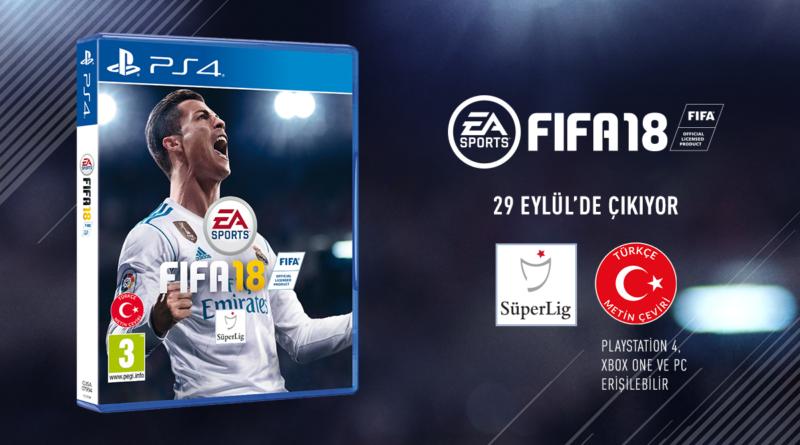 Süper Lig med på FIFA 18
