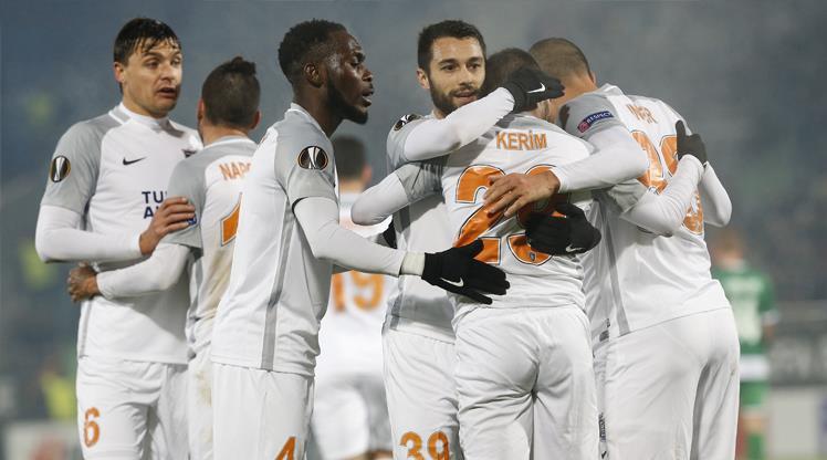 EUROPA LEAGUE: Så gick det för Istanbul Basaksehir & Konyaspor