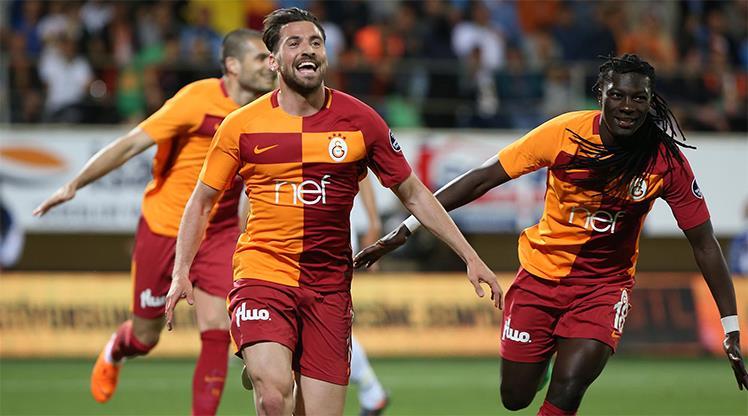 VIDEO: Inhoppare matchhjälte för Galatasaray som återtog ledningen i tabellen