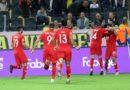 VIDEO: Landslagsspelarna efter segern mot Sverige