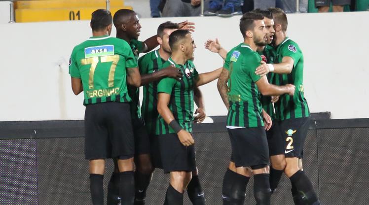 VIDEO: Akhisarspors första seger för säsongen – besegrade Galatasaray