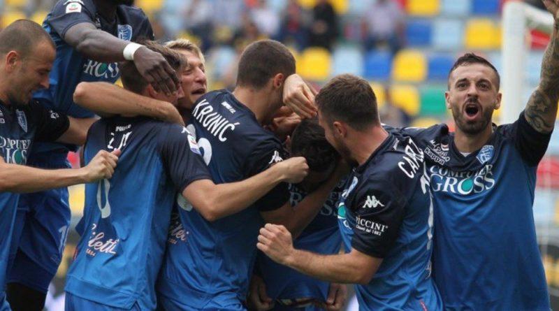 VIDEO: Salih Ucan räddade poäng för Empoli – målskytt i debuten