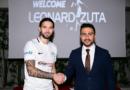 Officiellt: Leonard Zuta klar för Konyaspor