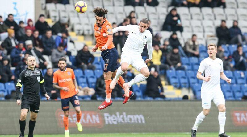 VIDEO: Istanbul Basaksehir tappade poäng mot nästjumbon