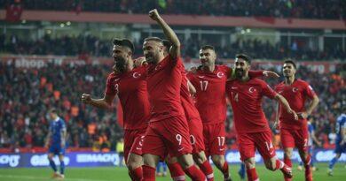 VIDEO: Turkiet – Moldavien 4-0