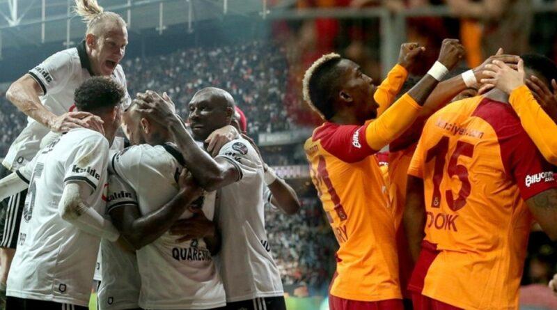 DERBY: Galatasaray – Besiktas