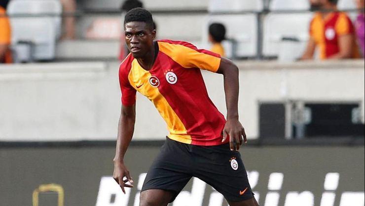 Galatasaray lånar ut nyförvärvet