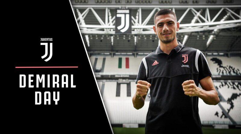 """Merih Demiral: """"En stor ära att vara den första turkiska spelaren i Juventus"""""""