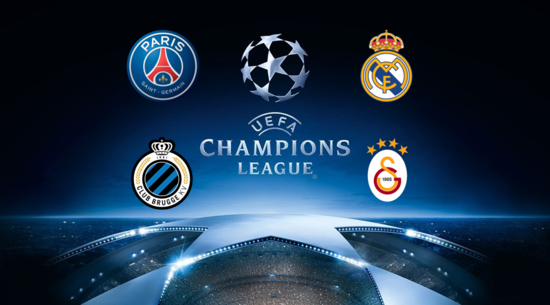 Champions League: Club Brügge – Galatasaray