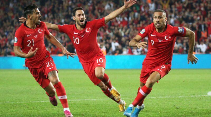 Information & priser om biljetter till Turkiets EM-matcher