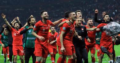 Turkiet möter Slovenien och Österrike inför EM 2020