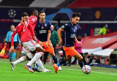 Champions League: Istanbul Basaksehir förlorade mot Man United