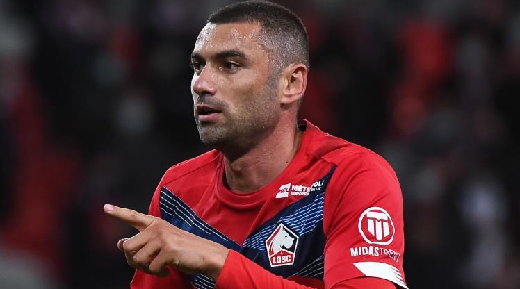 Burak Yilmaz månadens spelare i Lille