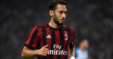 Calhanoglu uppges vara intresserad av en flytt till Manchester United